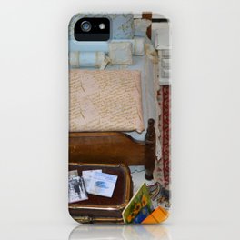 It's a small world when you live in a doll house iPhone Case