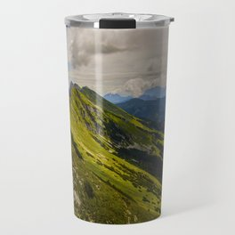 Musical Mountains Travel Mug