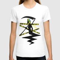 durarara T-shirts featuring Celty the Dullahan by SamyyChang