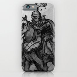 JoUsTiNg iPhone Case