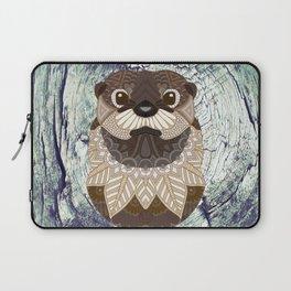 Ornate Otter Laptop Sleeve