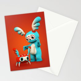 Zupo's Quest Stationery Cards