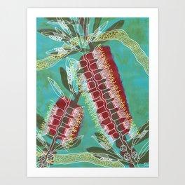 Luscious Art Print