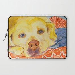 Dog Tired Laptop Sleeve