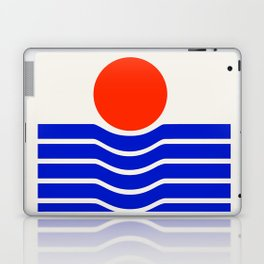 Going down-modern abstract Laptop & iPad Skin