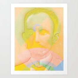 Edad De Oro Art Print