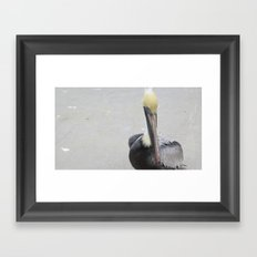 EGORE Framed Art Print