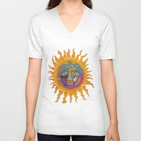 sublime V-neck T-shirts featuring Sublime  by Sammy Cee