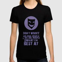 What I'm Best At V2 T-shirt