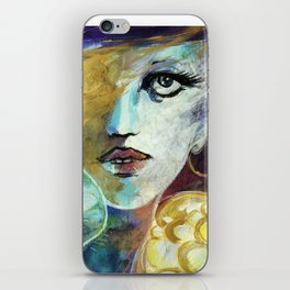 Jezebel iPhone Skin