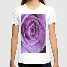 Purple Rose-3 T-shirt