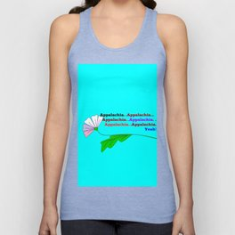 My Ode to Beautiful Appalachia! Unisex Tank Top
