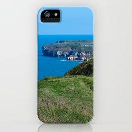 Yorkshire Coastal Path iPhone Case