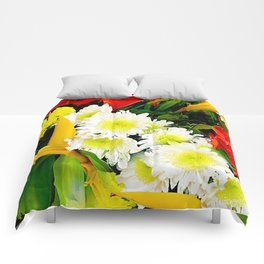 Chrysanthemum/ Mums Comforters
