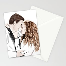Carrie & Mr Big Stationery Cards