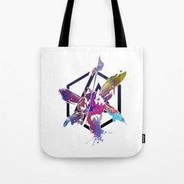 The Theory - LP Art Tote Bag