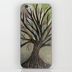 Bare tree-2 iPhone & iPod Skin