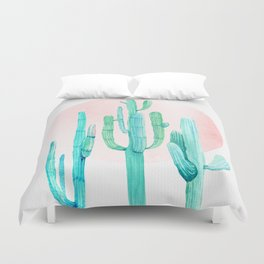 Three Amigos by Nature Magick Duvet Cover