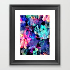 Uva A Framed Art Print