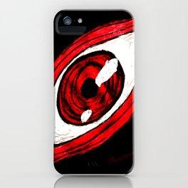 Alucard eye iPhone Case