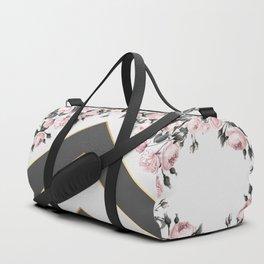 Always beautiful roses Duffle Bag