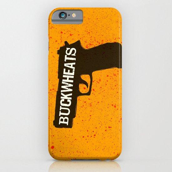 Buckwheats iPhone & iPod Case