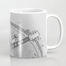 Joyful Noise -- Black and White Variant Coffee Mug