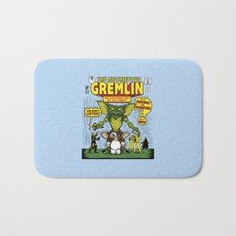 The Mischievous Gremlin Bath Mat