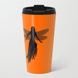 Fairy Silhouette Travel Mug