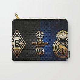 Golden Logo Carry-All Pouch