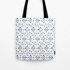 Mobula Rays Pattern Tote Bag