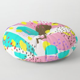 Cool Kids I Floor Pillow