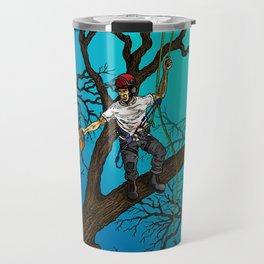 Tree Surgeons Travel Mug