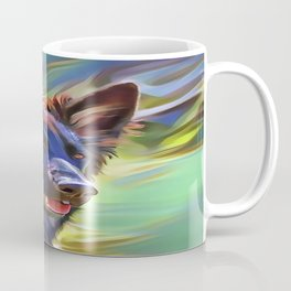 The Sable Shepherd Coffee Mug