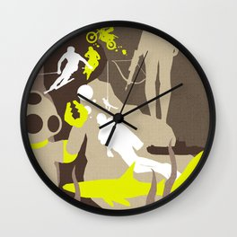 James Bond Golden Era Series :: For Your Eyes Only Wall Clock