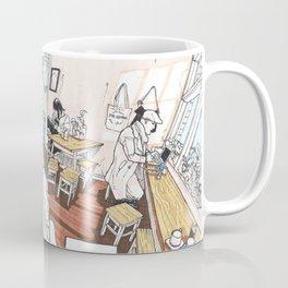 Little Rogue cafe Coffee Mug