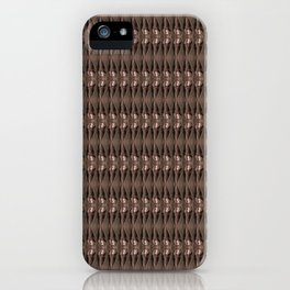 Pussy Pattern 4 iPhone Case