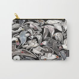 Sea gulls for bird lovers Carry-All Pouch