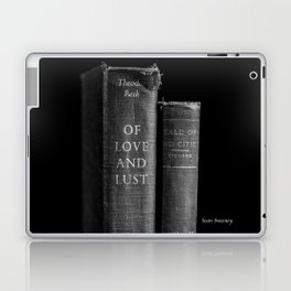 Of Love and Lust - Tale of Two Cities Laptop & iPad Skin