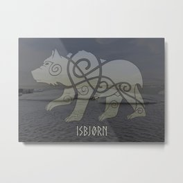A mythical creature Metal Print