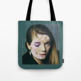 Vanishing Theresa Tote Bag