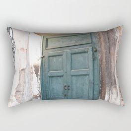 Door Rectangular Pillow
