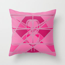 Starcrossed Throw Pillow