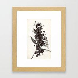 Dance of the Seven Veils, pt. 4 Framed Art Print