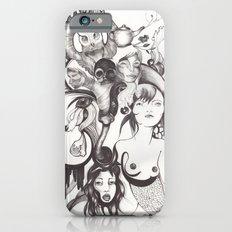 Imaginación iPhone 6s Slim Case