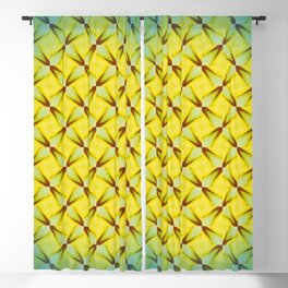 Modern abstract artistic multicolor surface 630 Blackout Curtain
