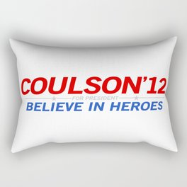 Coulson 2012 Rectangular Pillow