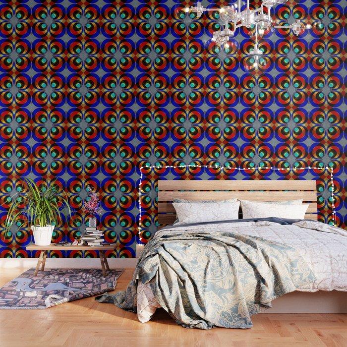 Kanyuheme - Colorful Abstract Art Wallpaper