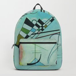 Vassily Kandinsky Composition VIII, 1923 Backpack