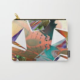 platonic Solids Carry-All Pouch